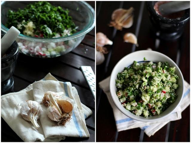 hemp taboulleh salad