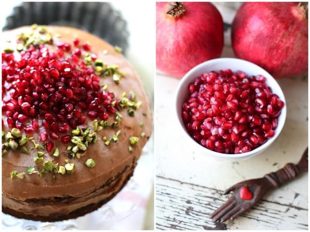 Fall Harvest Cake
