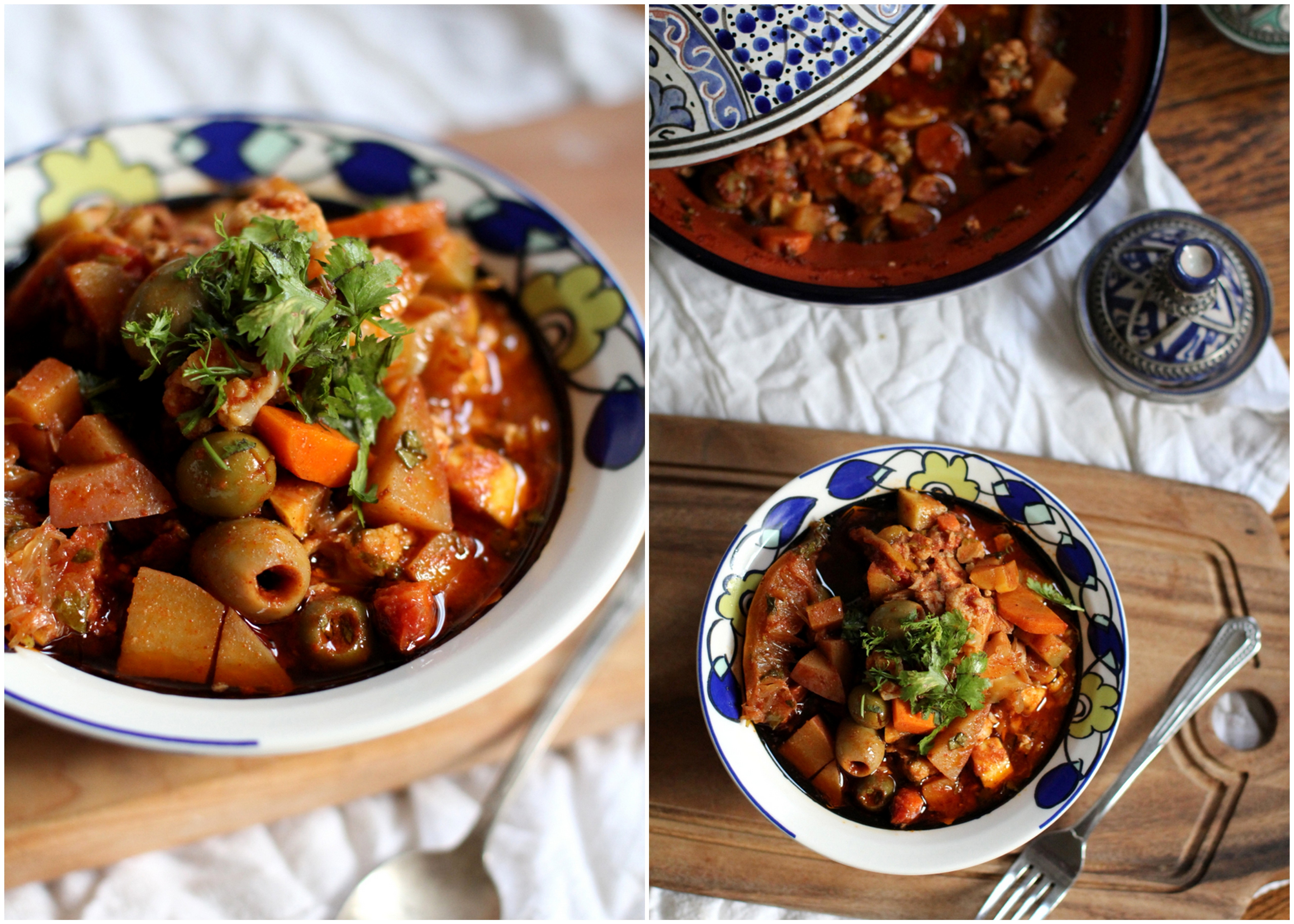 Moroccan Vegetable Tagine-002
