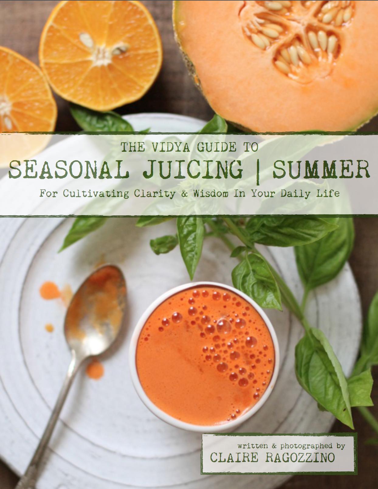 Summer Ebook Cover