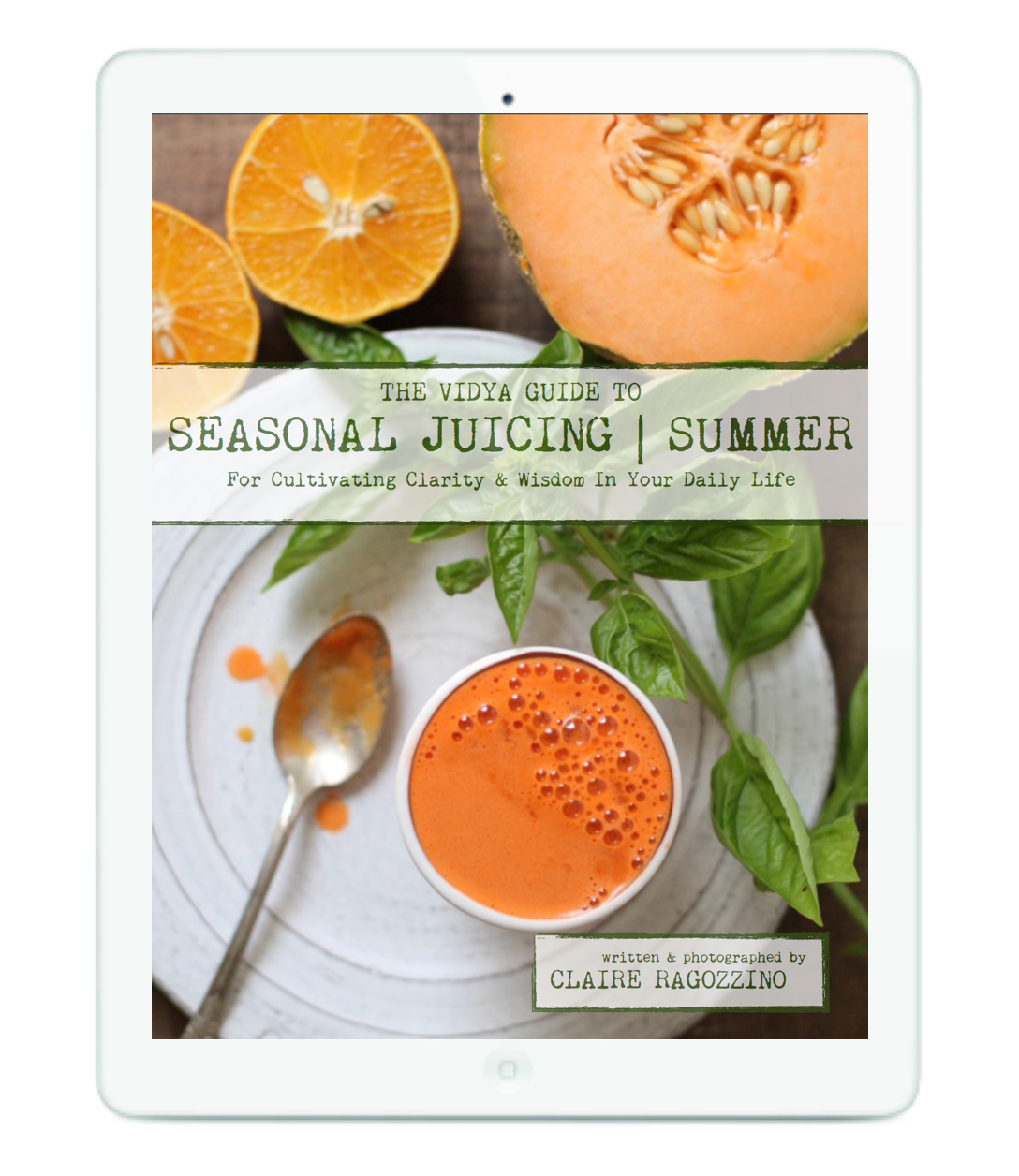 Summer Ebook Ipad Promo