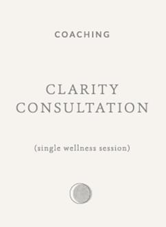 clarity-consultation